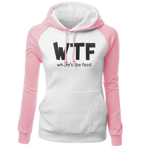Image of Women Hoodies - Women Hoodie Series Funny Super Cute Fleece Hoodie