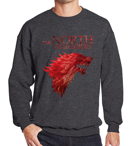 Image of Game of Thrones Sweatshirts - Game of Thrones Sweatshirt Series Men's Sweatshirt Fleece Sweatshirt