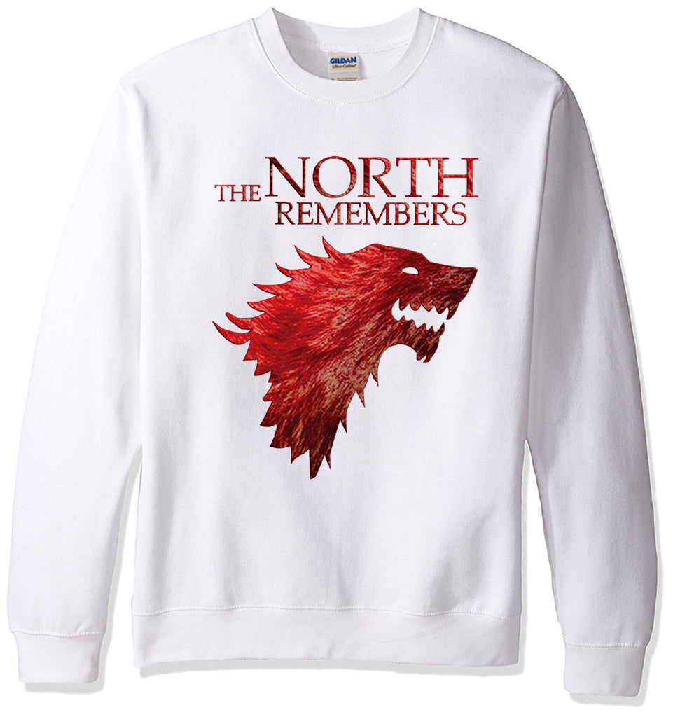 Game of Thrones Sweatshirts - Game of Thrones Sweatshirt Series Men's Sweatshirt Fleece Sweatshirt