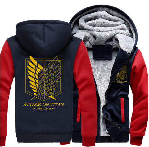Image of Hip Hop Jackets - Solid Color Hip Hop Series Hip Hop Yellow Sign Fleece Jacket