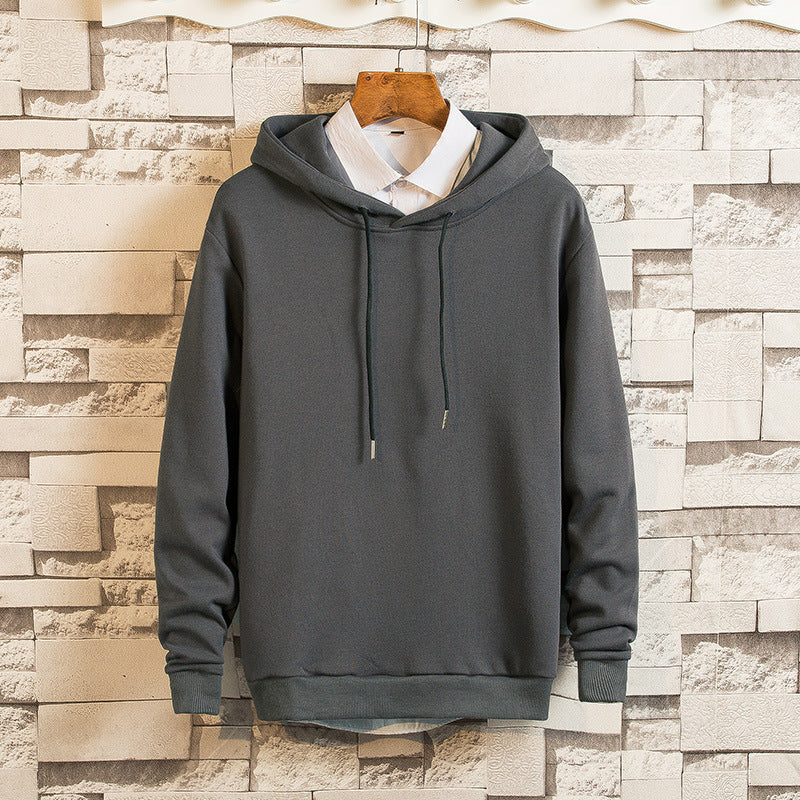 Fleece Hoodies - Solid Color Fleece Hoodie Series Fleece Hoodie