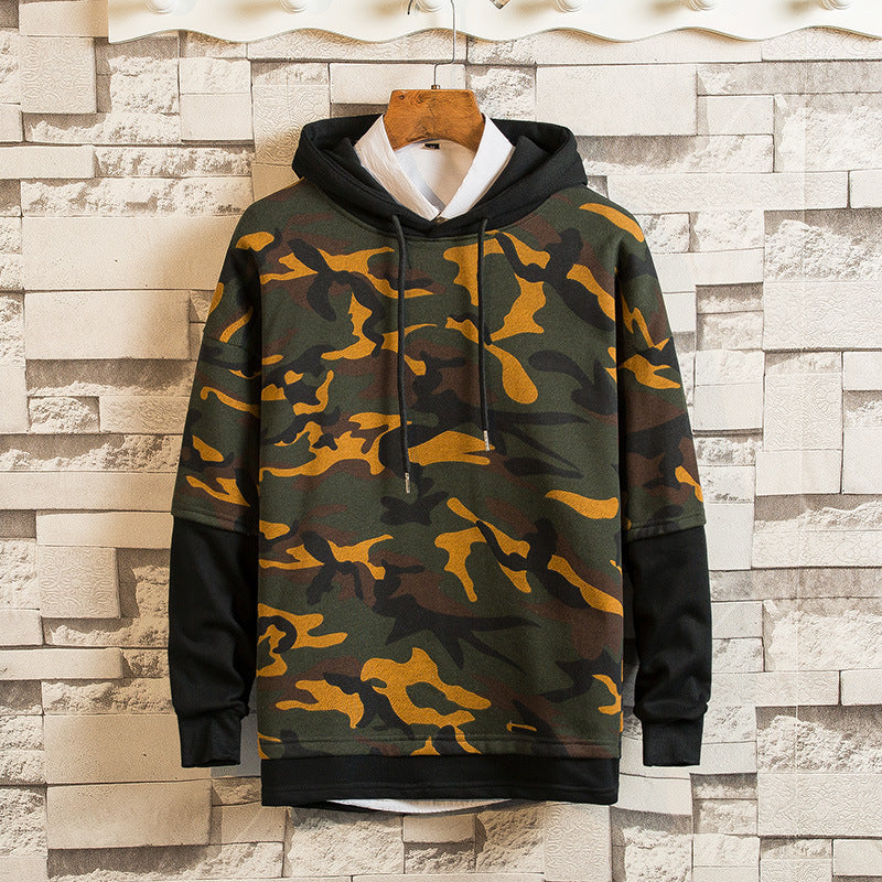 Fleece Hoodies - Solid Color Fleece Hoodie Series ArmyGreen Fleece Hoodie