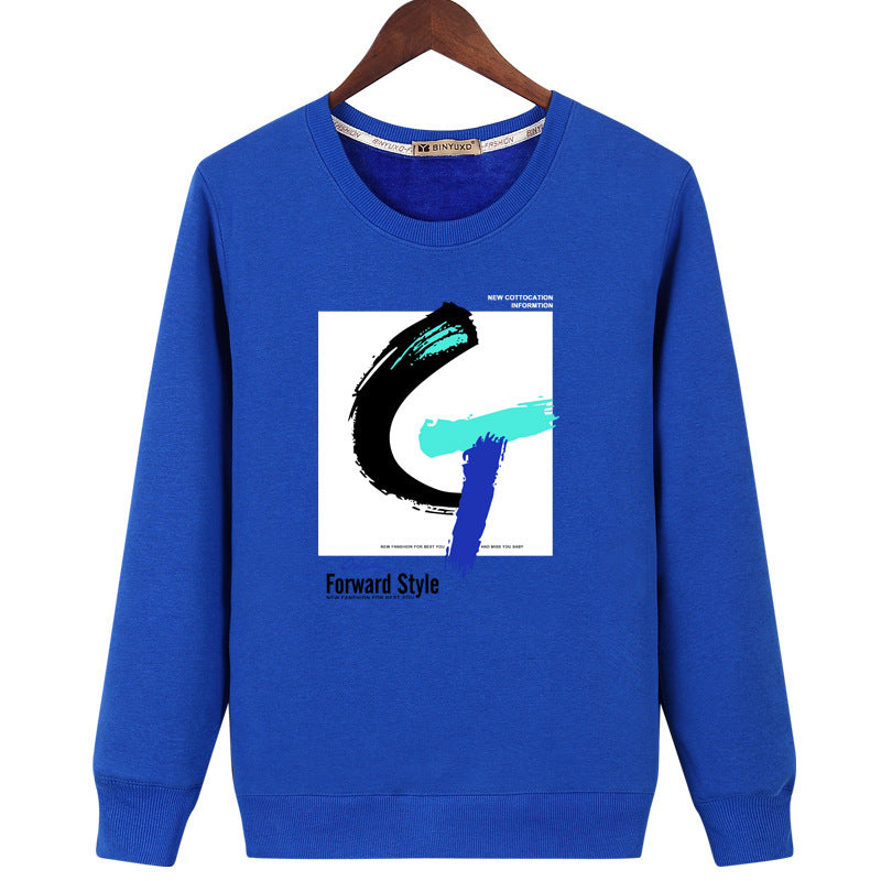 Harajuku Style Sweatshirts - Solid Color Harajuku Style Series Fashion Fleece Sweatshirt