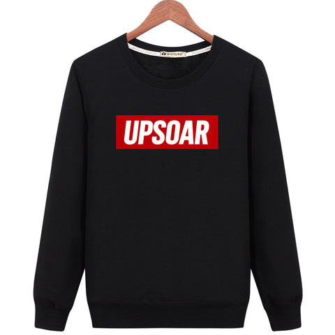 Image of UPSOAR Sweatshirts - Solid Color UPSOAR Series UPSOAR Icon Fleece Sweatshirt