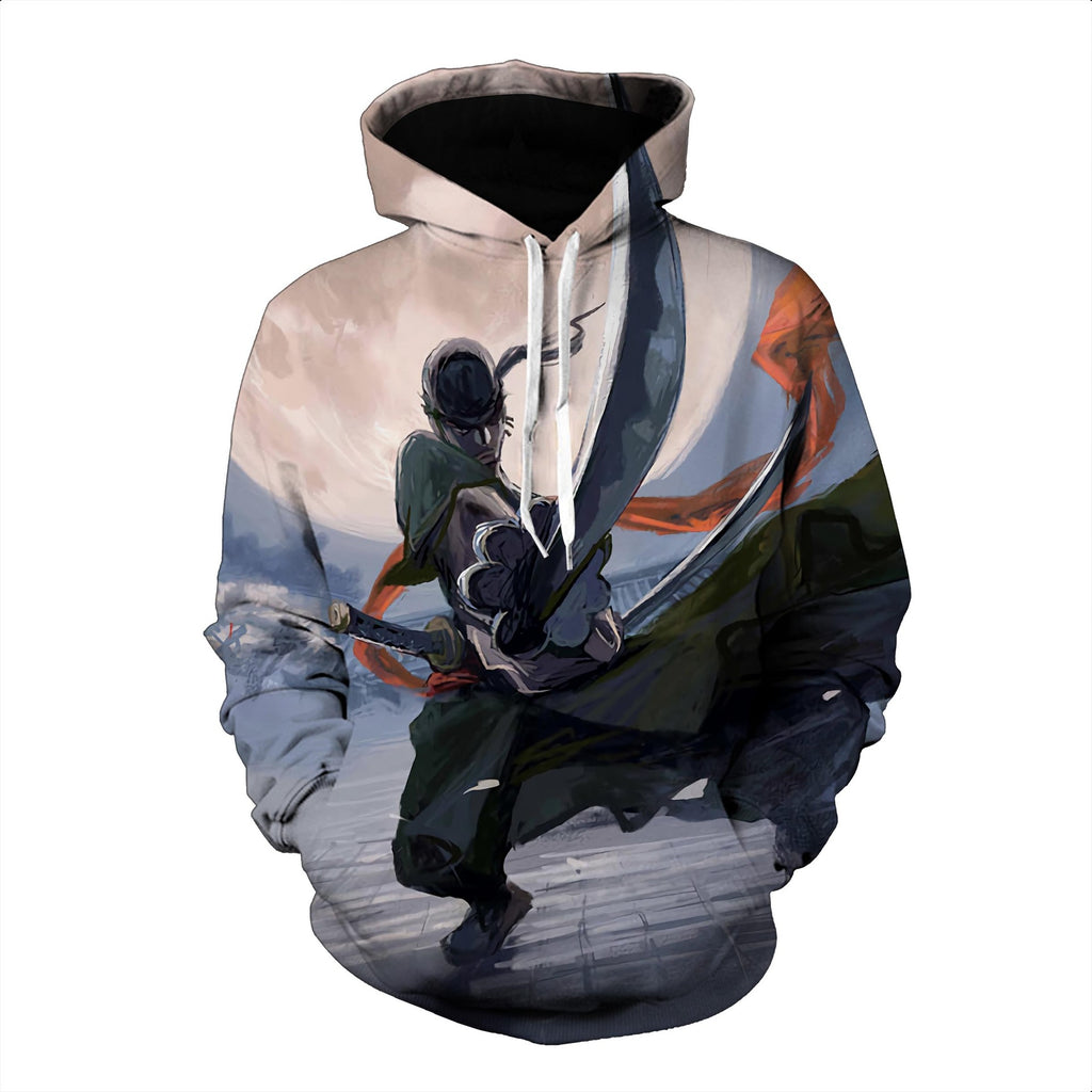 One Piece Hoodies - One Piece Series Anime Icon Fashion Hoodie