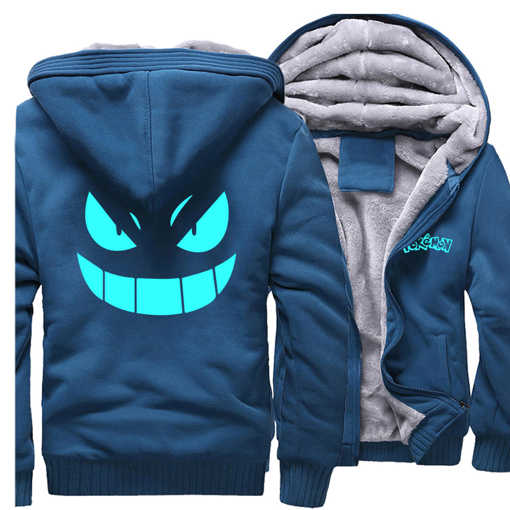 Luminous Jackets - Solid Color Luminous Super Cool Fleece Jacket