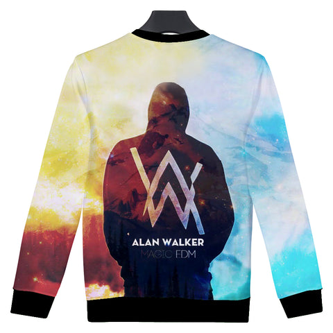 Image of Alan Walker Hoodies - Pullover 3D Hoodie
