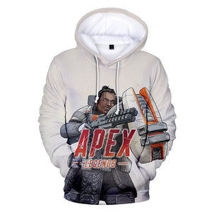 Apex Legends Hoodies - Apex Legends Game Series Hero Gibraltar 3D Hoodie
