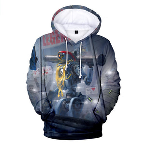 Apex Legends Hoodies - Apex Legends Game Series Hero Pathfinder 3D Hoodie