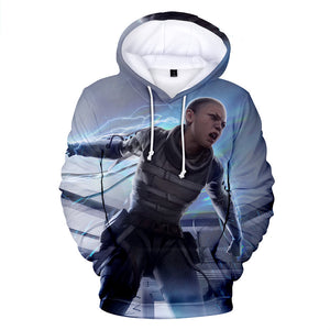Apex Legends Hoodies - Apex Legends Game Series Hero Soldier 3D Hoodie