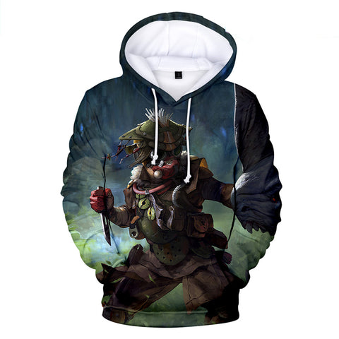 Apex Legends Hoodies - Apex Legends Game Series Hero Bloodhound Battle Royale 3D Hoodie