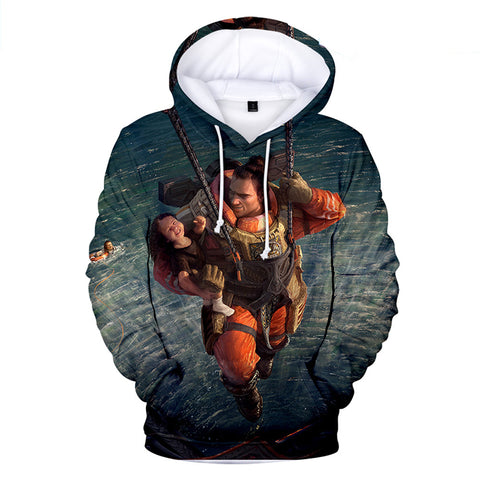 Apex Legends Hoodies - Apex Legends Game Series Hero Gibraltar Battle Royale 3D Hoodie