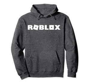 Roblox Hoodie - Hooded Pullover for Teens
