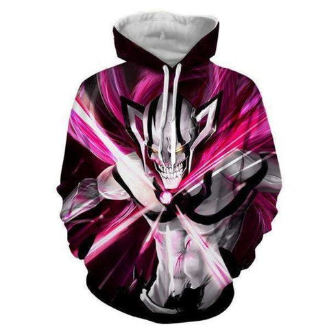 Image of Vasto Lorde Purple Bleach 3D Printed Hoodie