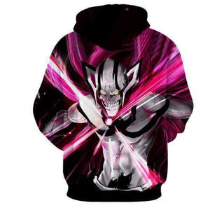 Vasto Lorde Purple Bleach 3D Printed Hoodie