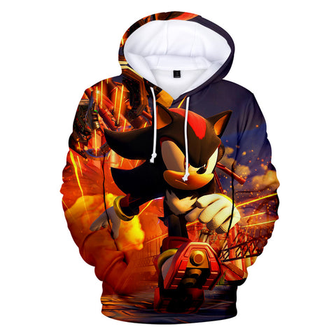 Image of Sonic Mania Hoodie —— Sonic The Hedgehog From FireHoodie