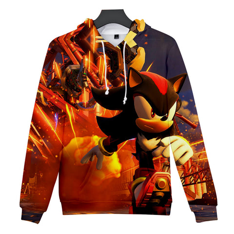 Sonic Mania Hoodie —— Sonic The Hedgehog From FireHoodie