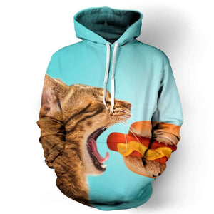 Cat Dogs Hoodie