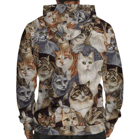 Image of Cats Hoodie