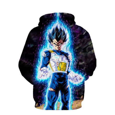 Image of Dragon Ball Z- ZOOTOP BEAR 3D Hoodie