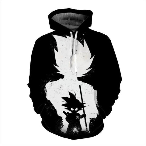 Image of Dragon Ball Z- Son Goku Hoodie