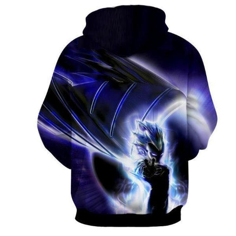 Image of Dragon Ball Z  Vegeta SSj 3D Hoodie