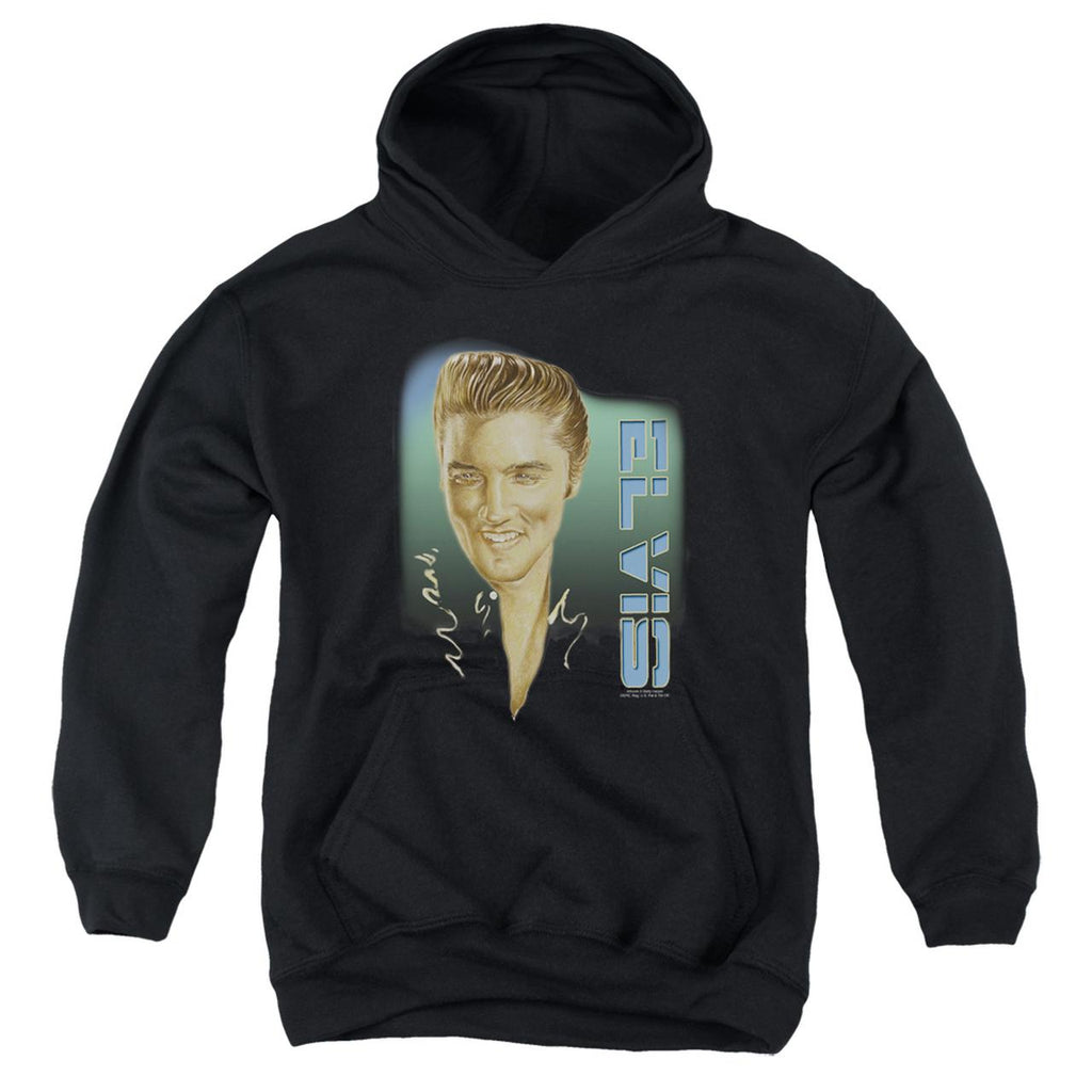 Elvis Presley Hoodies: Youth ELVIS 56 Pull-Over Hoodie