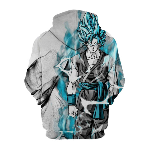 Image of 3D Printed Dragon Ball Hoodie