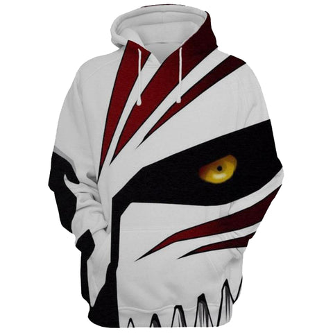 Image of Bleach Forum Avatar 3D Printed  Hoodie
