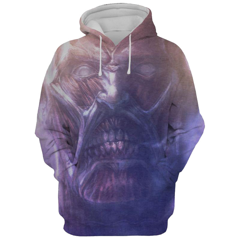 Attack On Titan 3D Hoodie