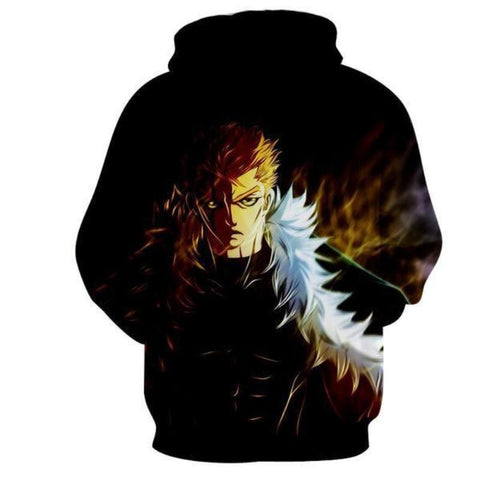 Image of Fairy Tail Laxus Fairy Tail Hoodie