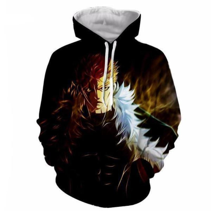 Fairy Tail Laxus Fairy Tail Hoodie