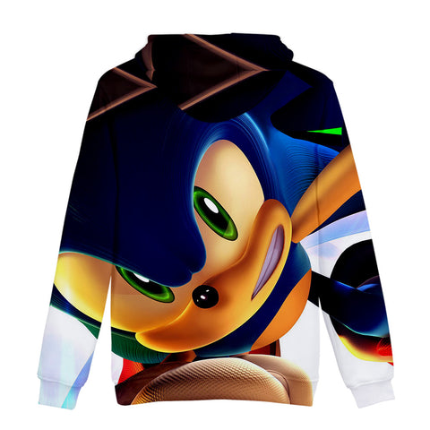 Image of Sonic Mania Hoodie —— Sonic Feature Hoodie