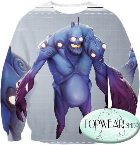 Image of Fortnite Hoodies - Save the World Monster Smasher 3D Zip Up Hoodie