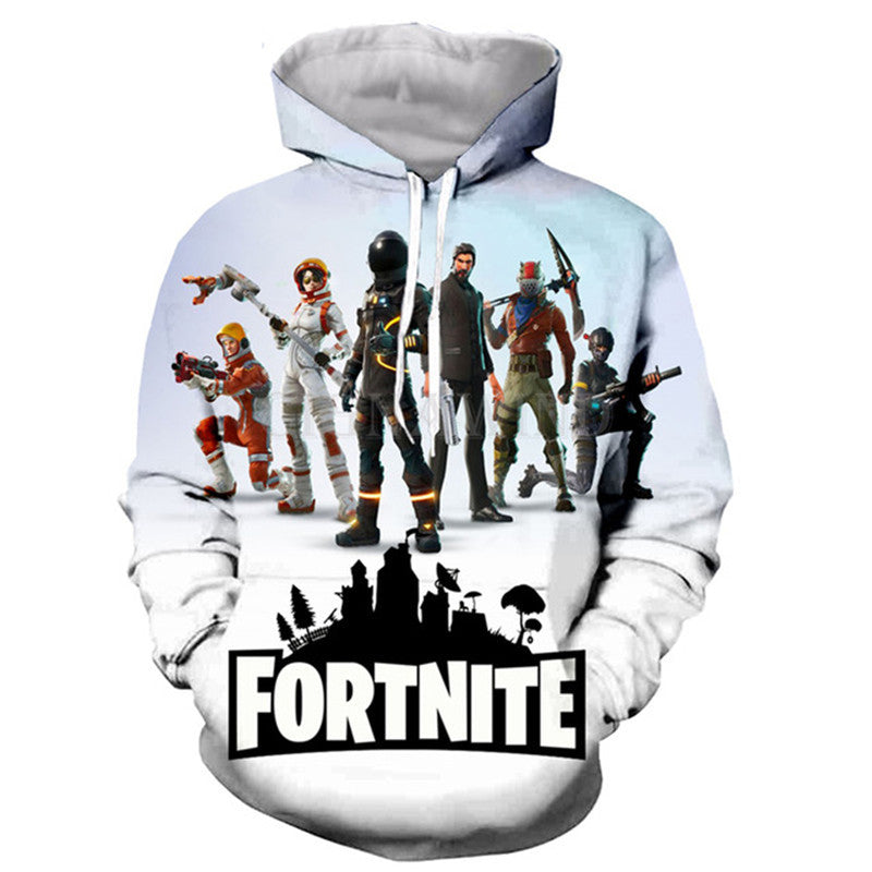 Fortnite Hoodies - Legendary Character Collection 3D Hoodie