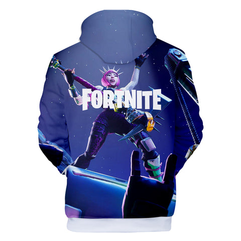 Image of Fortnite Hoodies - Power Chord 3D Hoodie