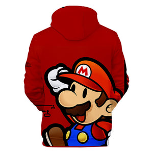 Super Smash Bros. Ultimate 3D Game Sweatshirts Hoodies