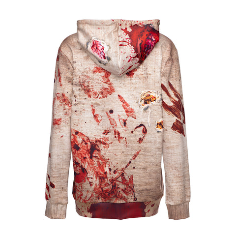 Image of Halloween scary style hoodie