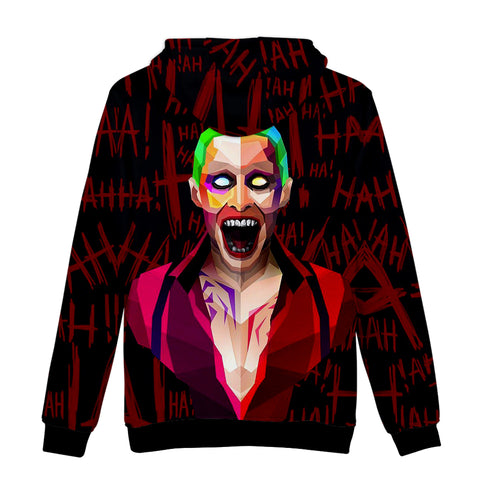 3D Print Halloween Funny Pullover Hoodies