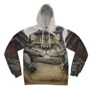 Jabba The Cat Hoodie