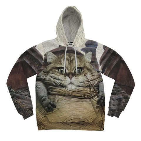 Image of Jabba The Cat Hoodie