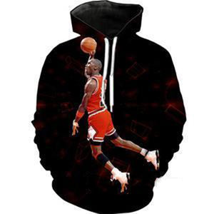 Jordan One-Handed Flying Dunk Hoodie