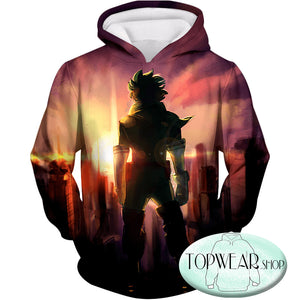 My Hero Academia Hoodies - One for All Hero Izuki Midoriya Pullover Hoodie