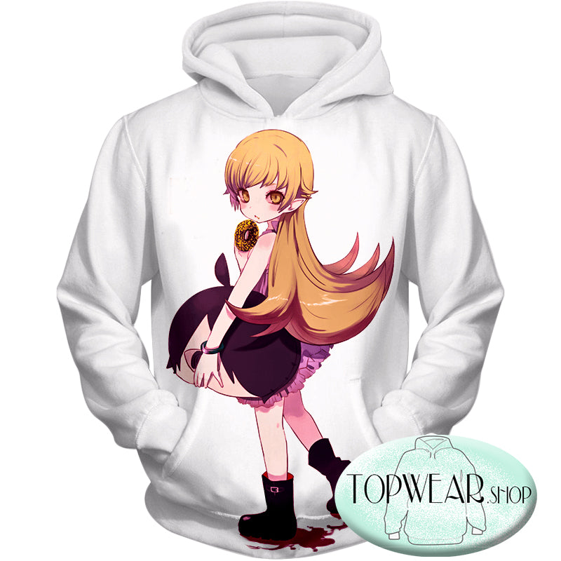 My Hero Academia Hoodies - Crazy Villain Himiko Toga Quirked Transform Cute Anime Zip Up Hoodie