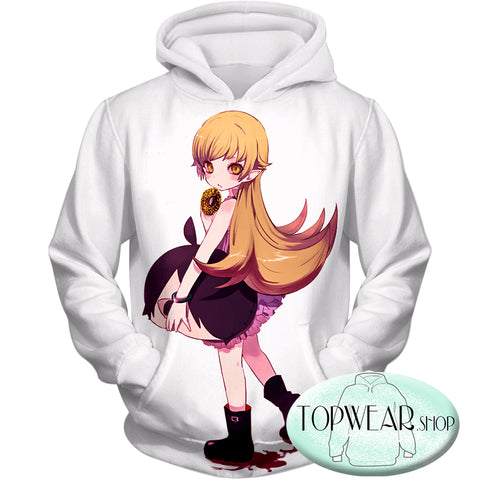Image of My Hero Academia Hoodies - Crazy Villain Himiko Toga Quirked Transform Cute Anime Zip Up Hoodie