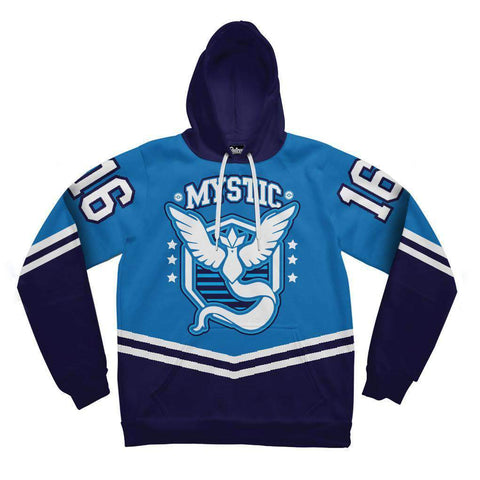Image of Mystic Jersey Hoodie