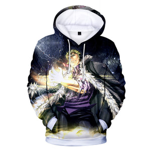 Fairy Tail Hoodies - Fairy Tail Anime Series Laxus Super Cool Hoodie