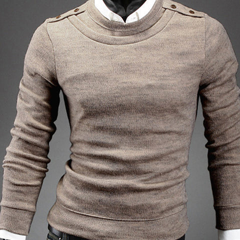 Image of Solid Color Sweatshirts - Black Grey Cardigan Sweatshirt