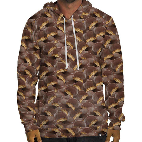 Image of Peanut Butter Cookies 3D Printed Hoodie