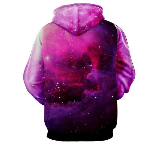 Image of Dragon Ball Pink Goku 3D Hoodie